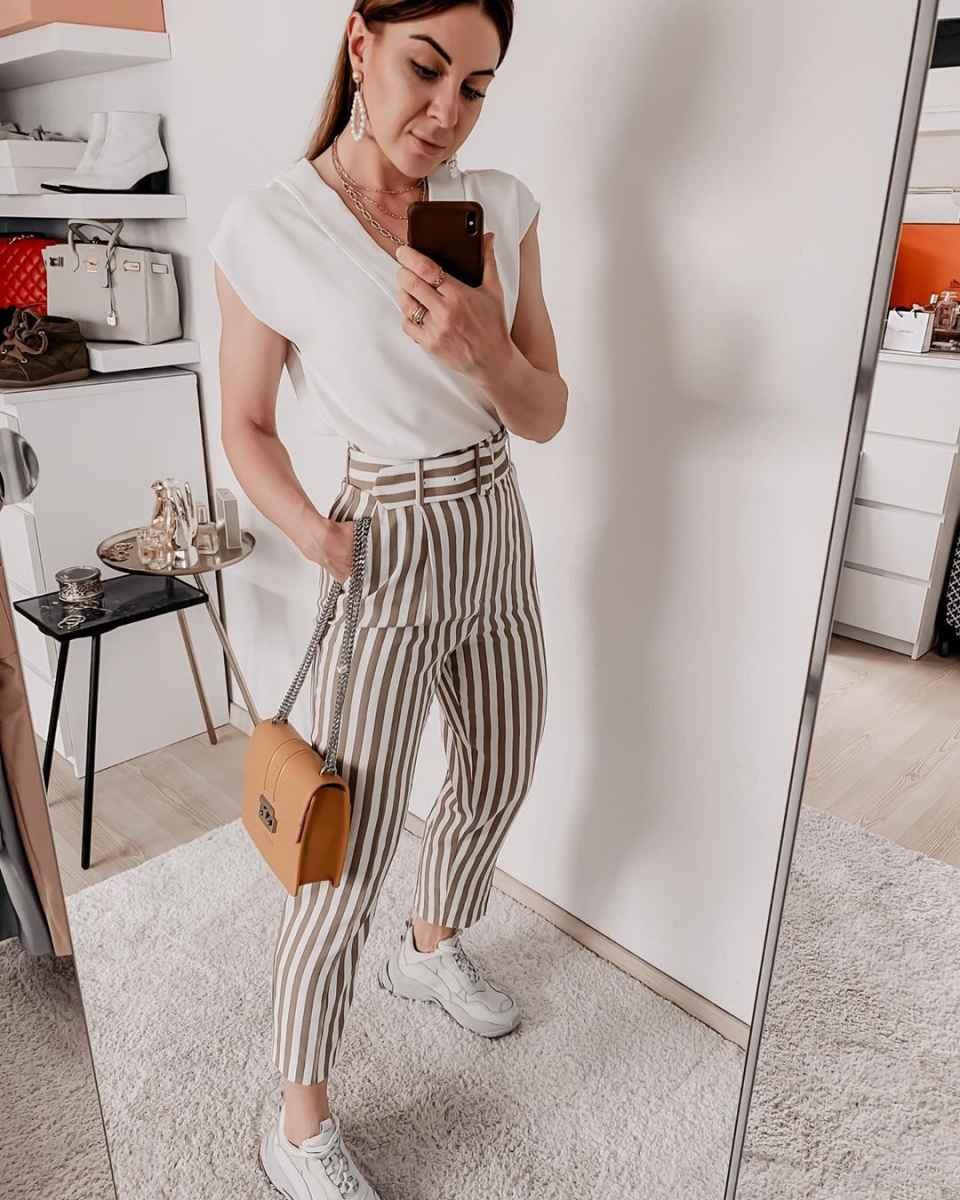 Мода для невысоких женщин лето 2019 фото_62