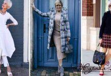 Модные платья для женщин 50 лет осень-зима 2020-2021 фото идеи