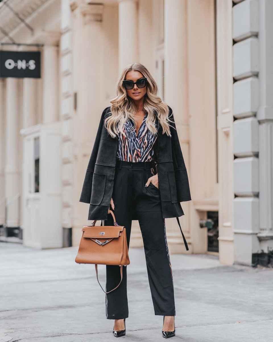 Модная верхняя одежда осень-зима 2019-2020 для женщин 30-40 лет фото_1