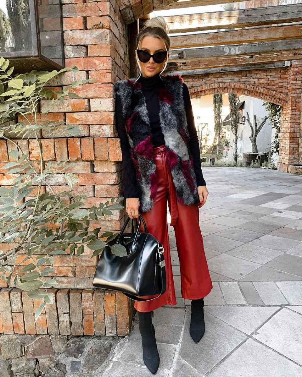 Модные брюкиосень-зима 2019-2020 для женщин 30-40 лет фото_15