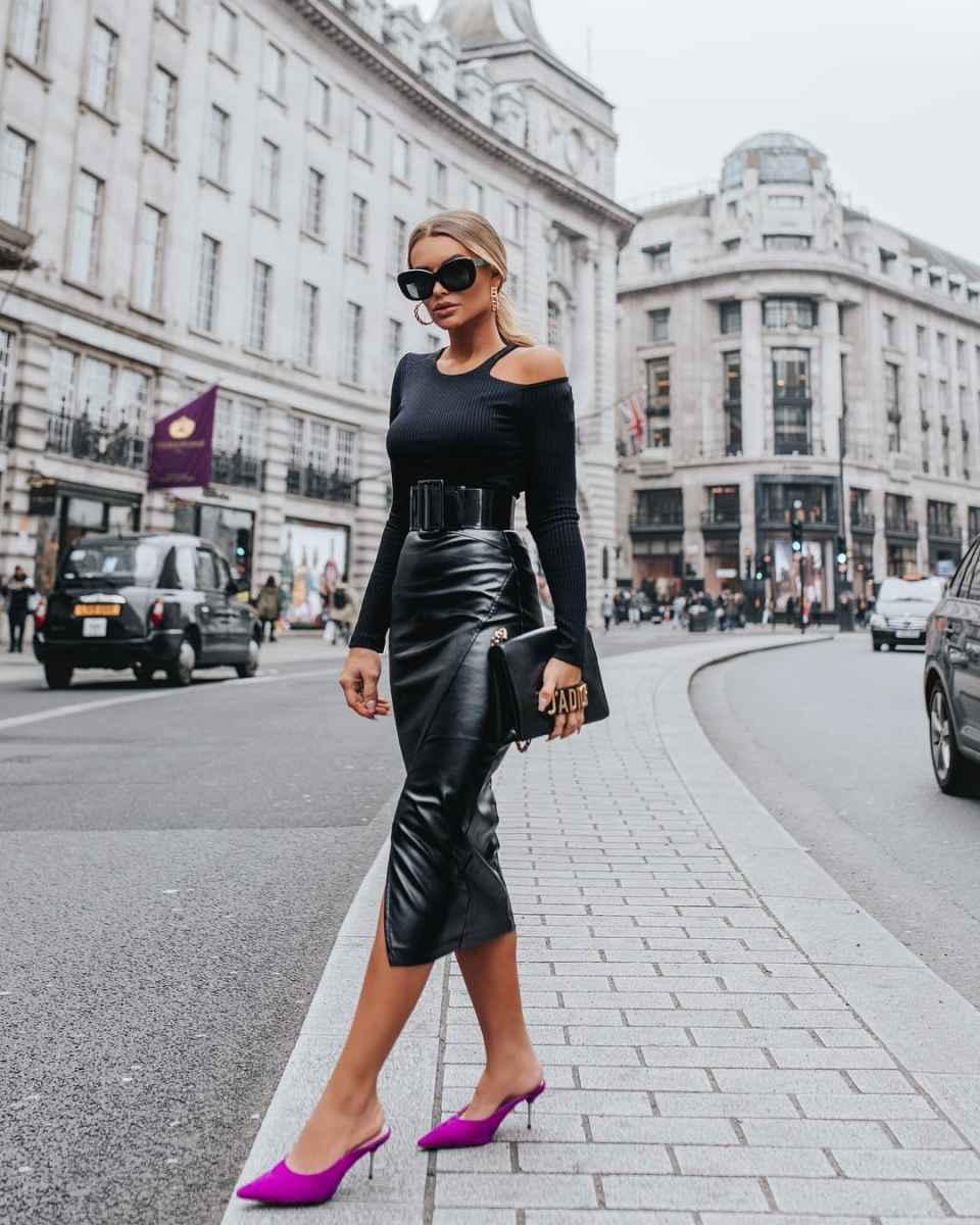 Модные юбки осень-зима 2019-2020 для женщин 30-40 лет фото_4