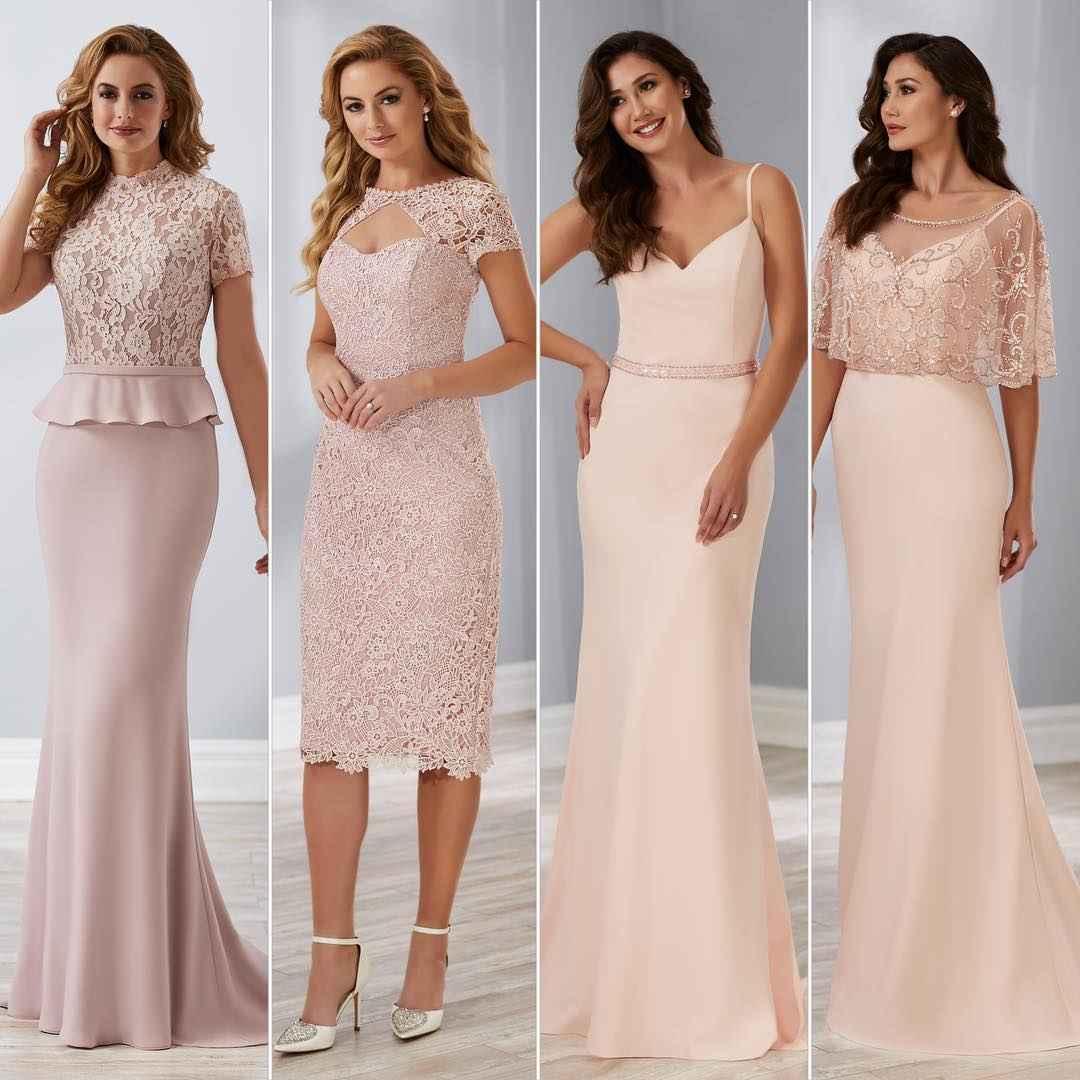 платья для матери невесты фото идеи_1
