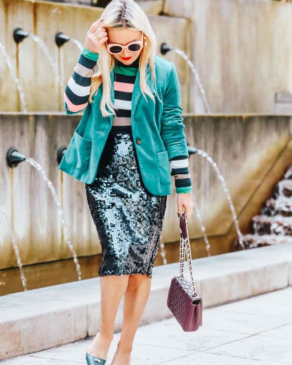 Модные юбки осень-зима 2019-2020 для женщин 30-40 лет фото_10