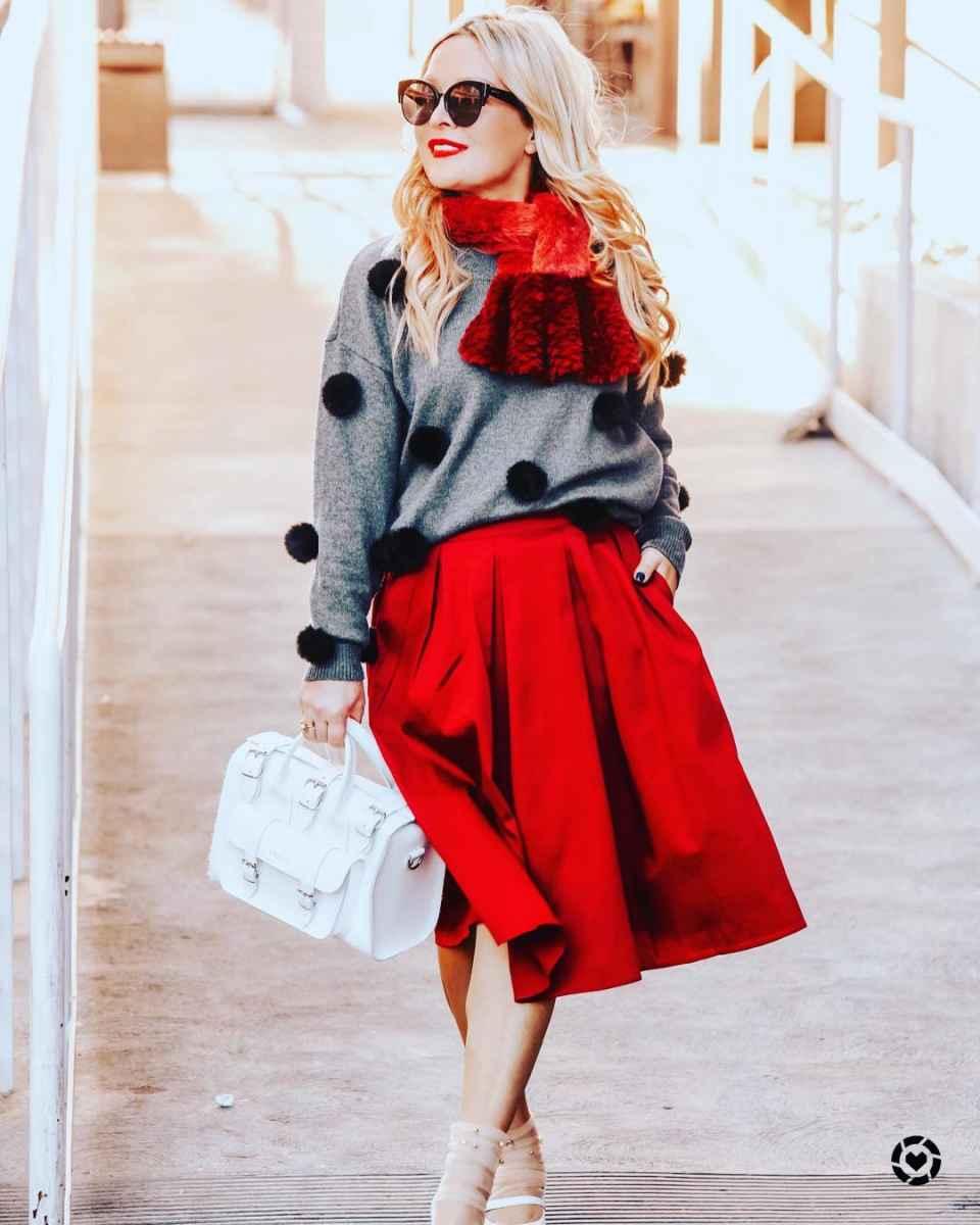 Модные юбки осень-зима 2019-2020 для женщин 30-40 лет фото_15