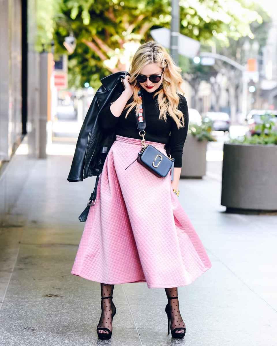 Модные юбки осень-зима 2019-2020 для женщин 30-40 лет фото_17