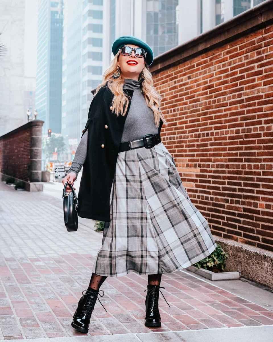 Модные юбки осень-зима 2019-2020 для женщин 30-40 лет фото_18