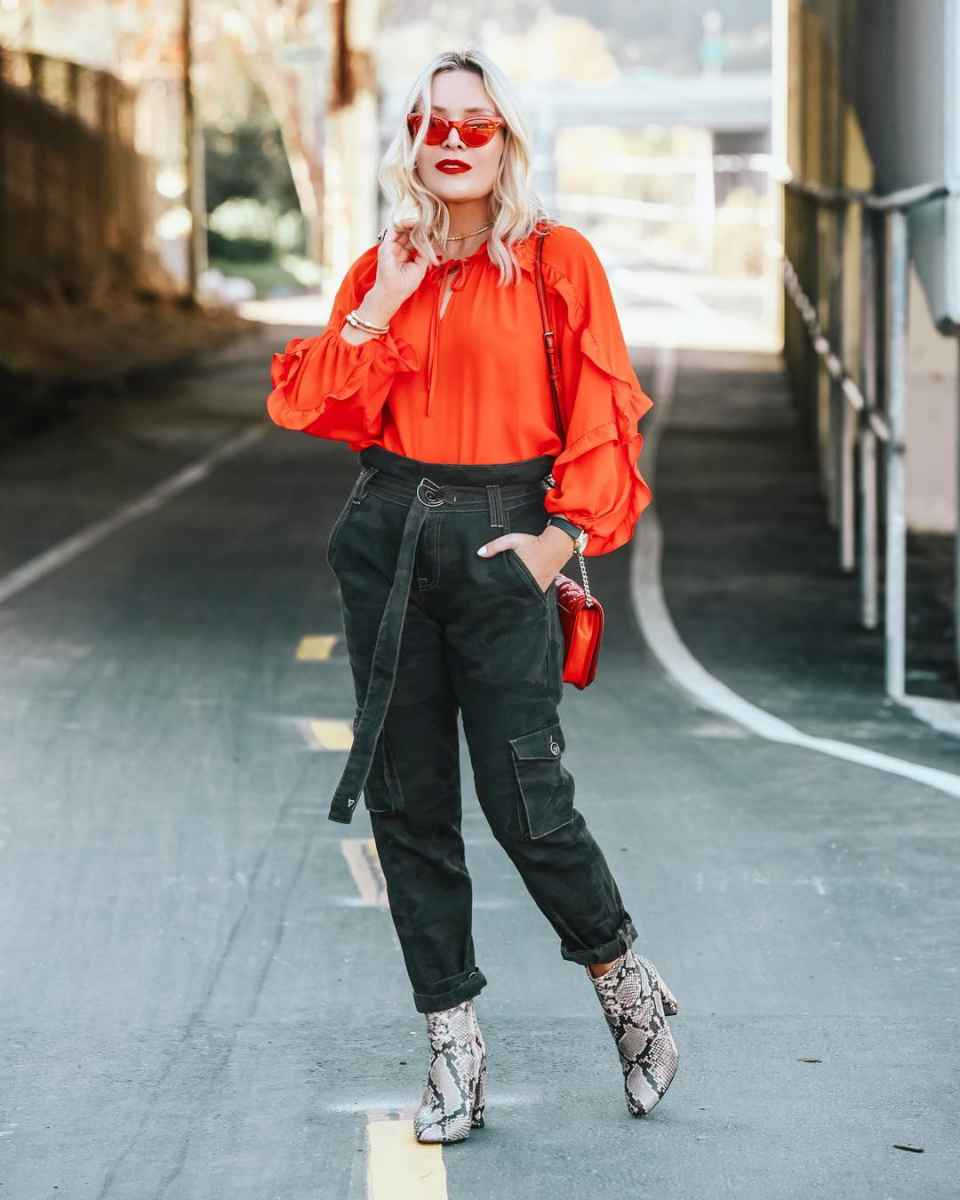 Модные брюкиосень-зима 2019-2020 для женщин 30-40 лет фото_3