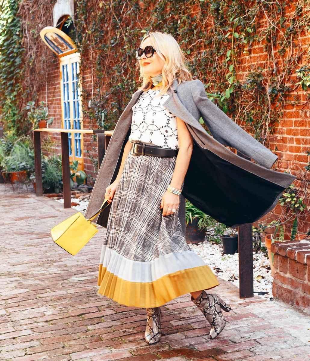 Модные юбки осень-зима 2019-2020 для женщин 30-40 лет фото_20