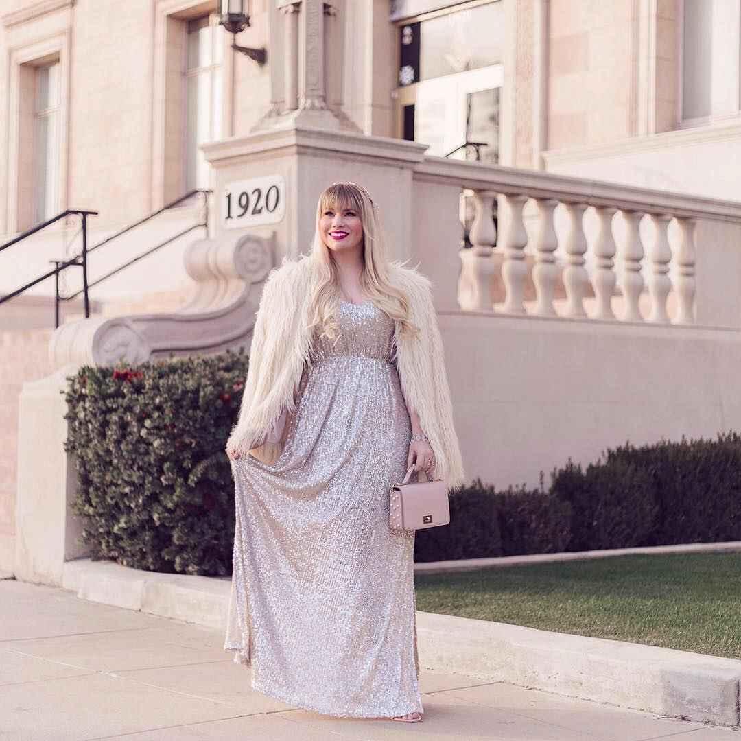 Модные платья для женщин 50 лет осень-зима 2019-2020 фото_39