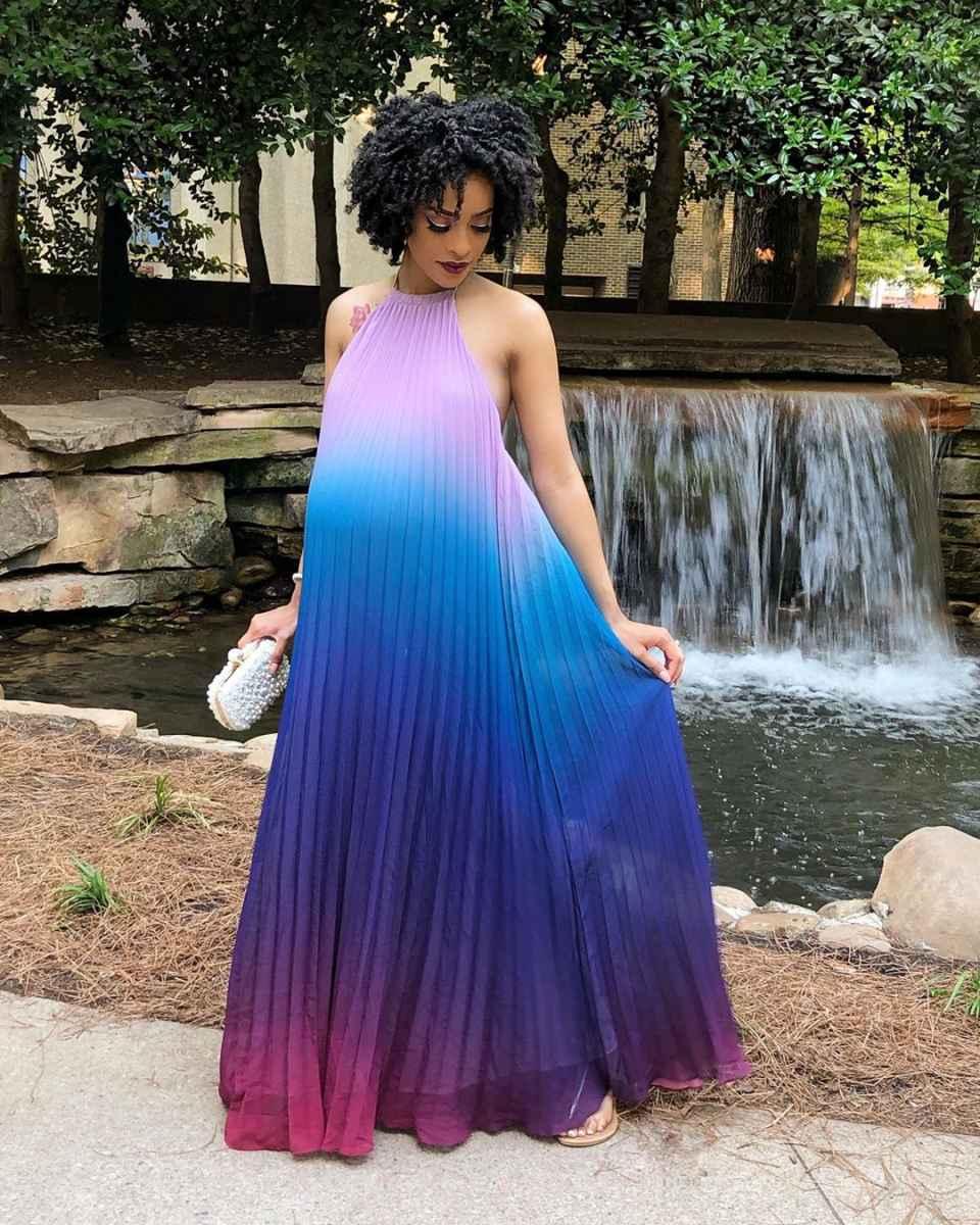Праздничные платья для беременных фото_19