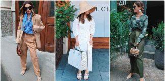 Модные летние луки от фэшн-блогера Instagram Yana Fisti фото