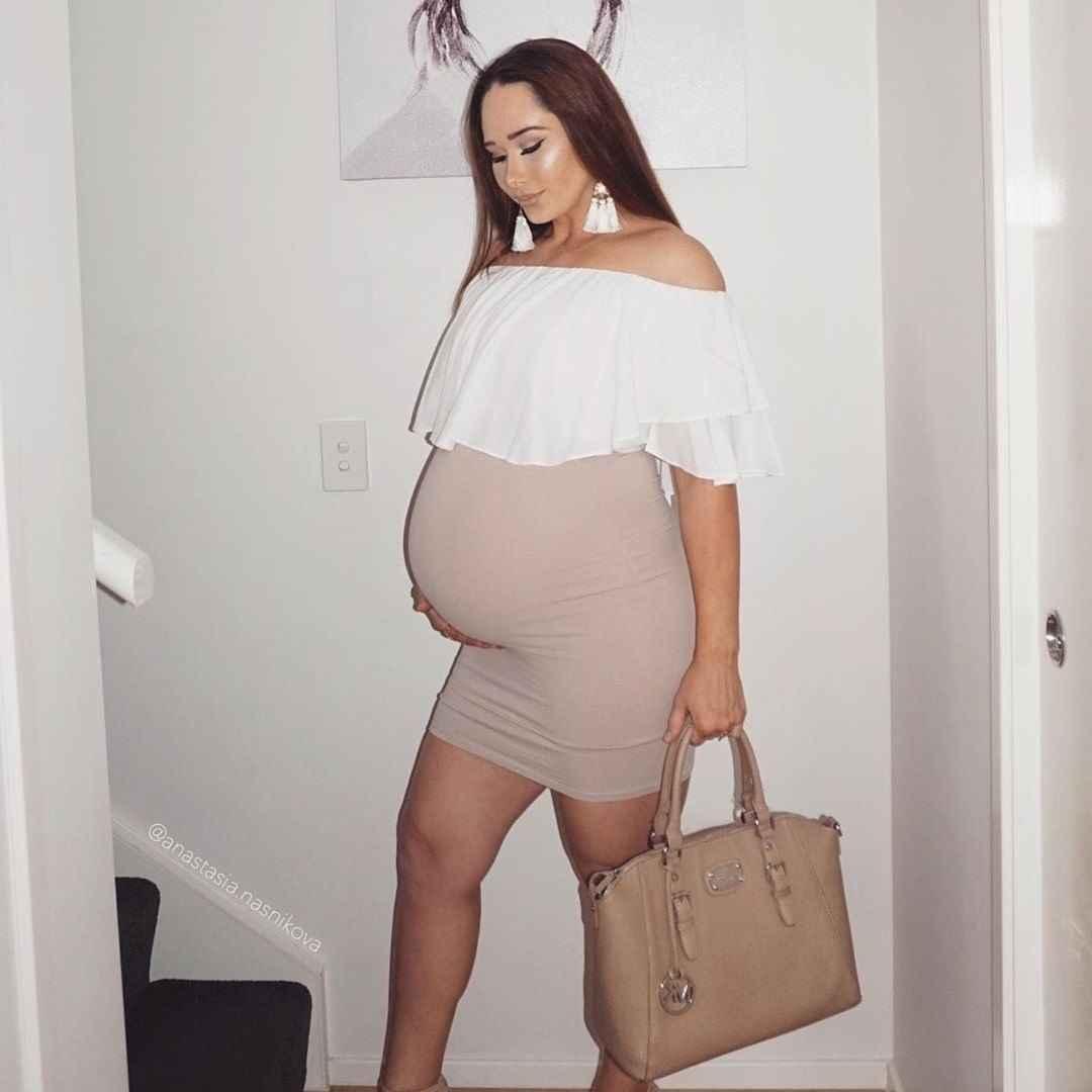 луки для беременных фото_2