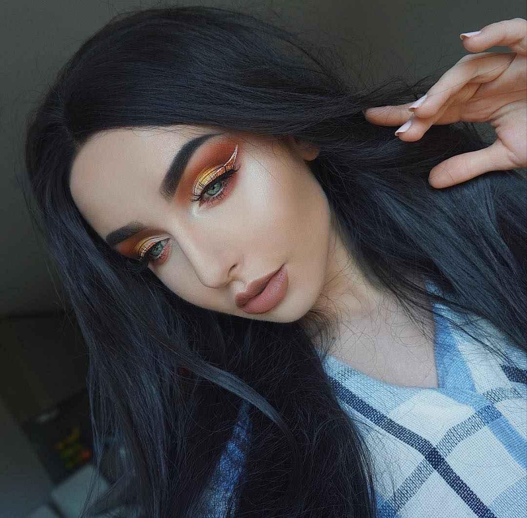 летний макияж 2019_5