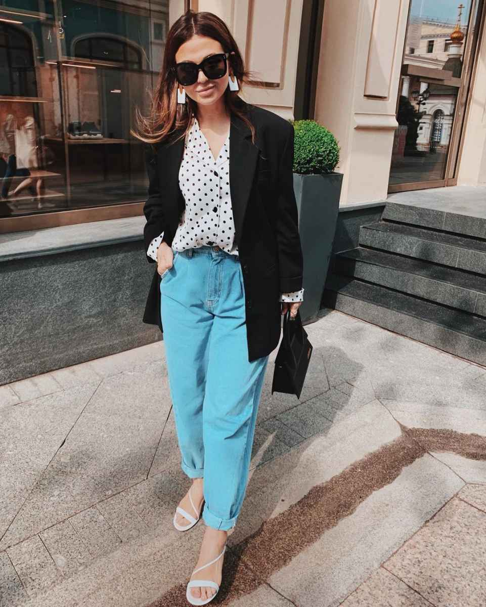 Модные летние луки от модного фешн-блогера Instagram Yana Fisti фото_9