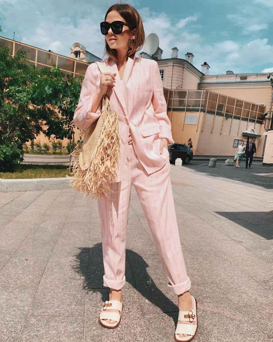 Модные летние луки от модного фешн-блогера Instagram Yana Fisti фото_12