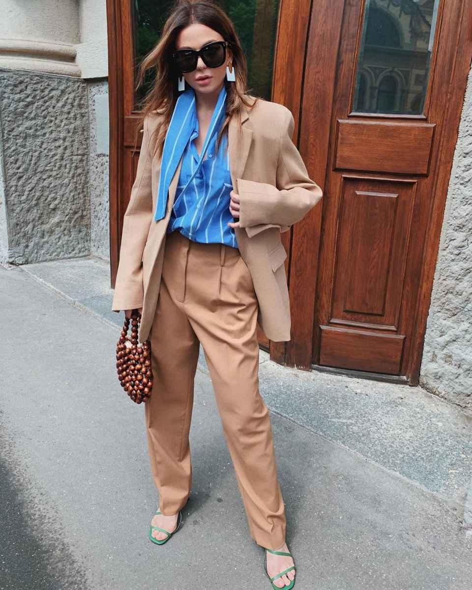 Модные летние луки от модного фешн-блогера Instagram Yana Fisti фото_13