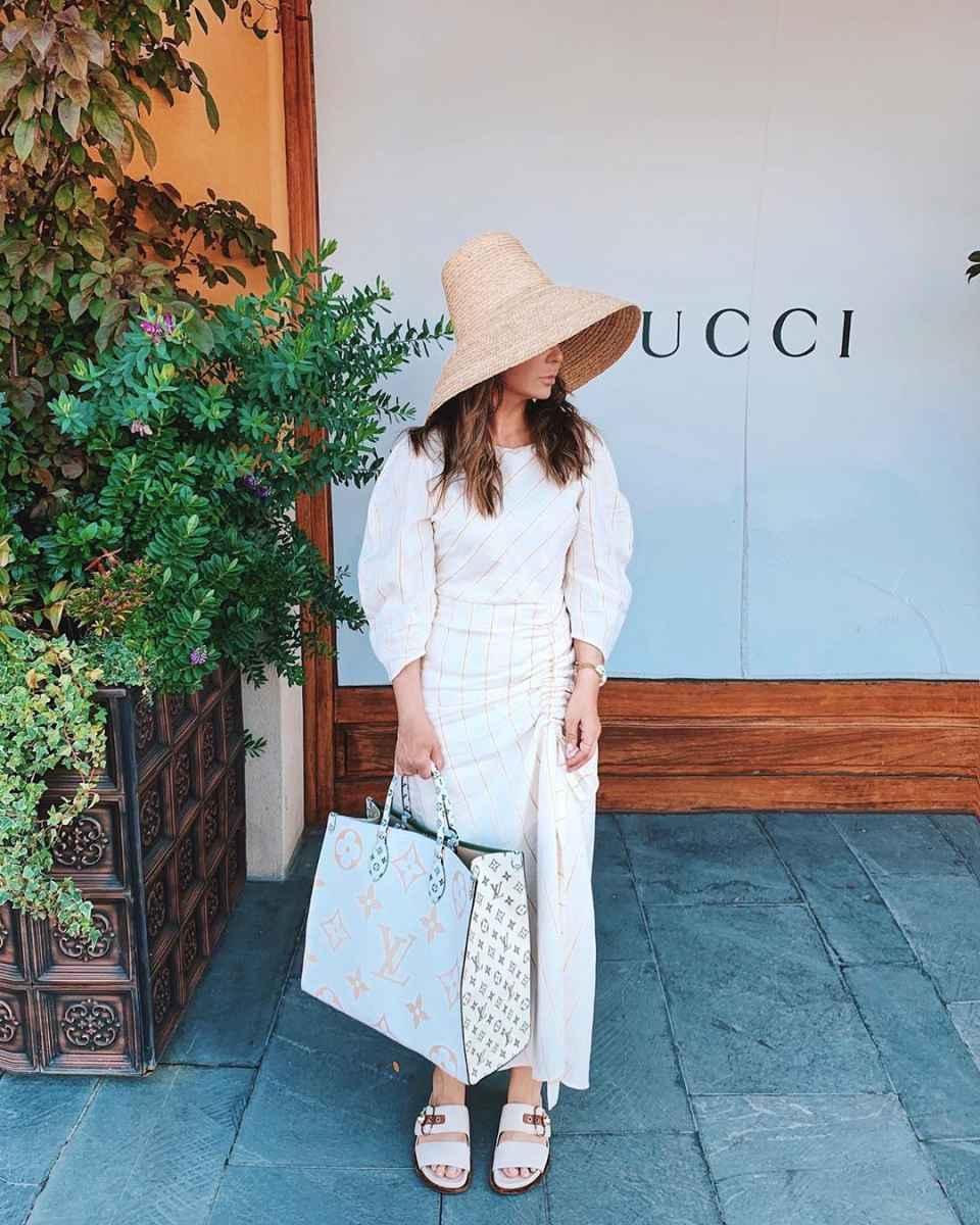 Модные летние луки от модного фешн-блогера Instagram Yana Fisti фото_14