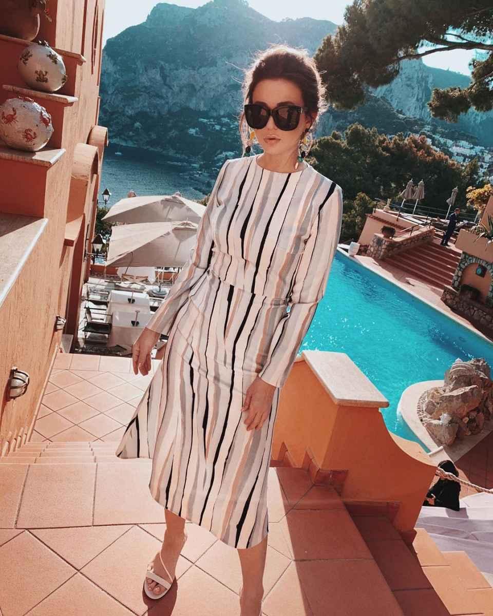 Модные летние луки от модного фешн-блогера Instagram Yana Fisti фото_16