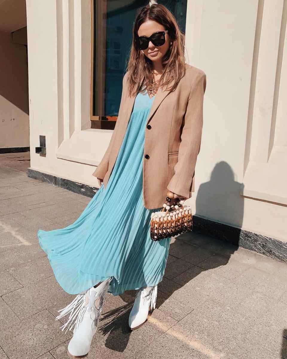 Модные летние луки от модного фешн-блогера Instagram Yana Fisti фото_17