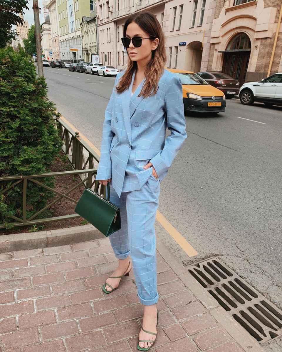 Модные летние луки от модного фешн-блогера Instagram Yana Fisti фото_20