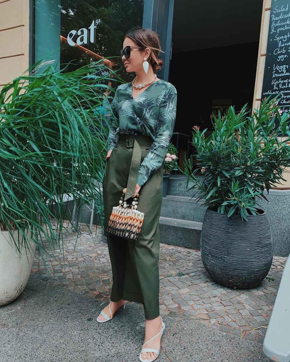 Модные летние луки от модного фешн-блогера Instagram Yana Fisti фото_22