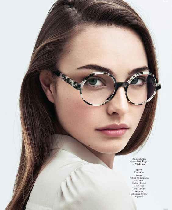модные очки для зрения женские 2019-2020 фото_17