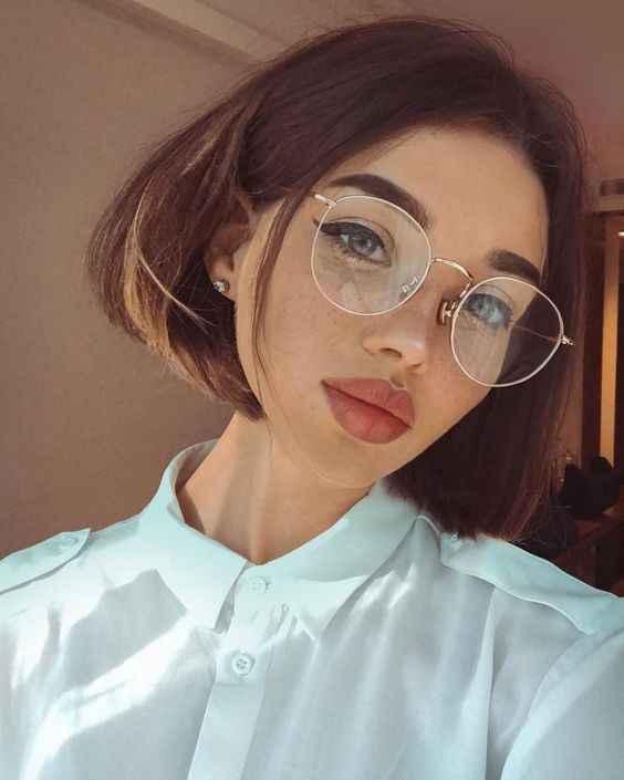 Модные очки для зрения женские 2019-2020 фото_21