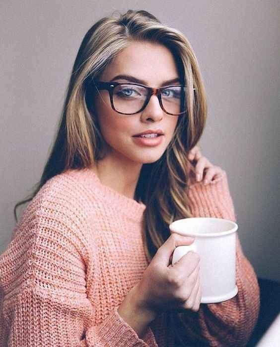 Модные очки для зрения женские 2019-2020 фото_23
