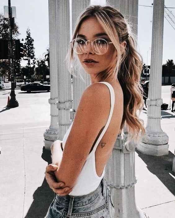 Модные очки для зрения женские 2019-2020 фото_20