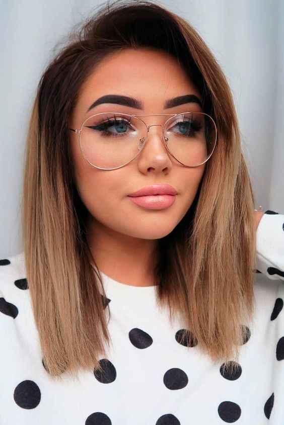Модные очки для зрения женские 2019-2020 фото_26