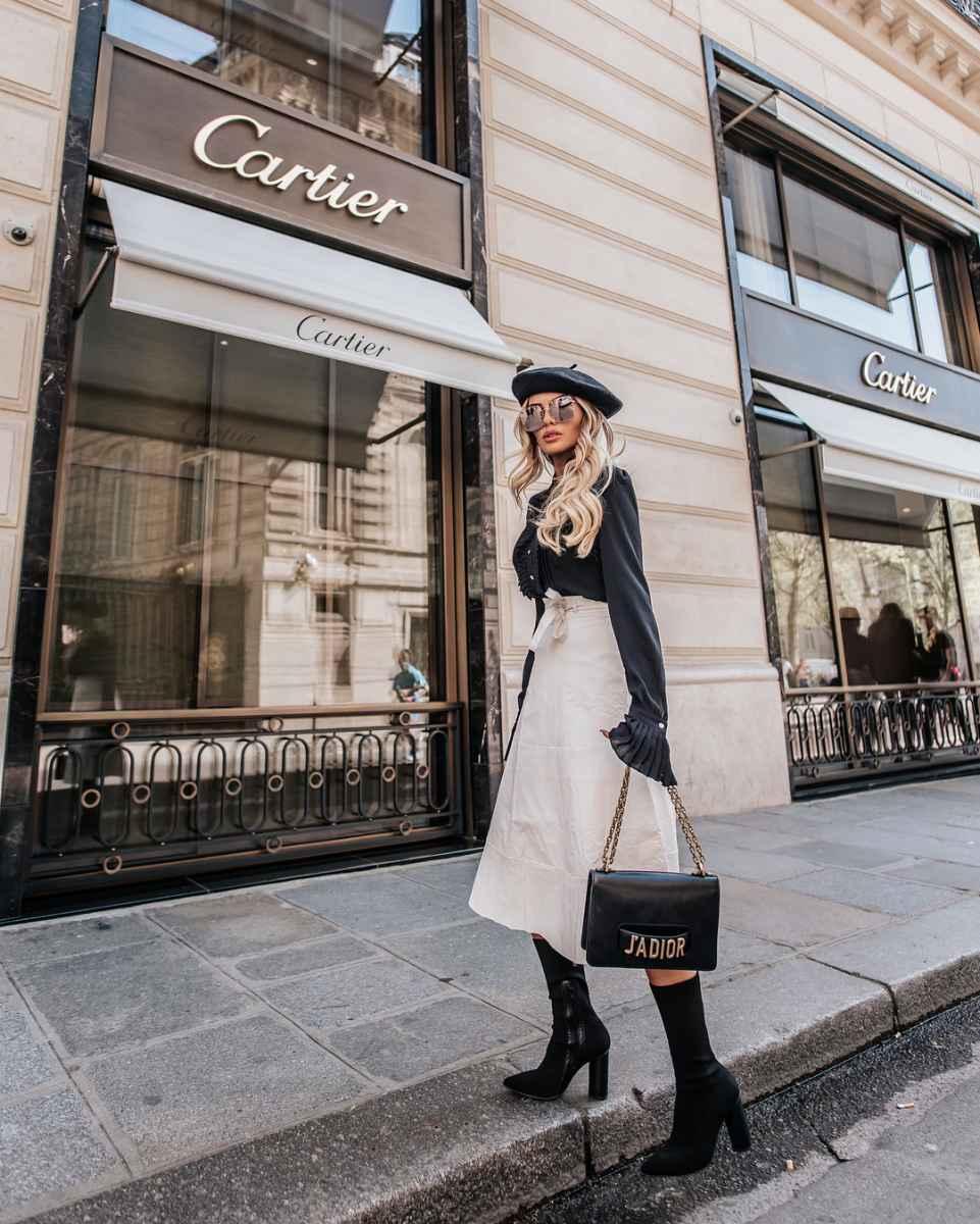 Модные луки для собеседования на работу женщине фото_143