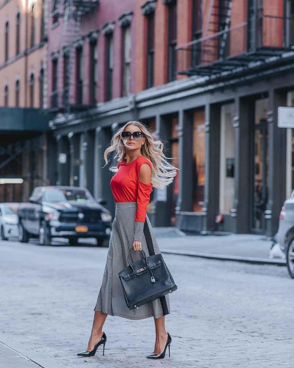 Модные луки для собеседования на работу женщине фото_136