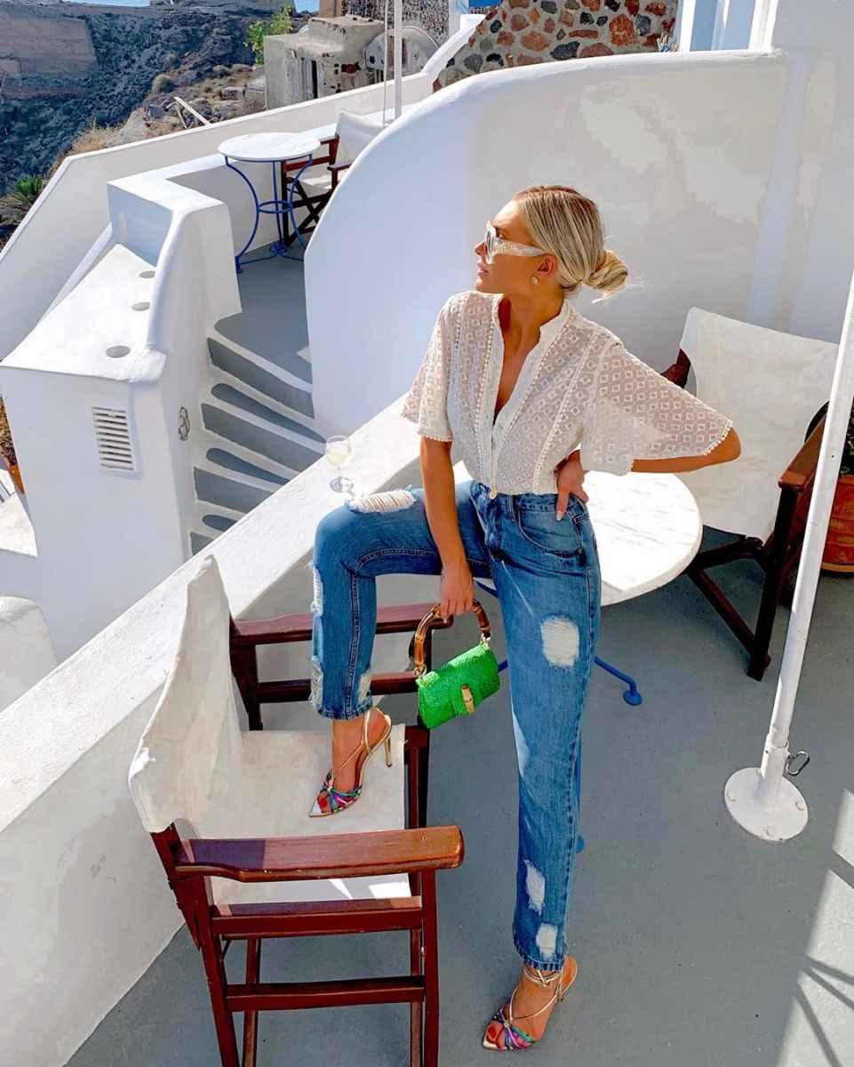 Модные луки для собеседования на работу женщине фото_112