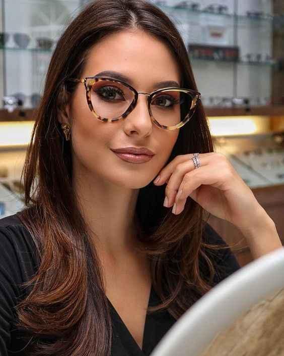 Модные очки для зрения женские 2019-2020 фото_31