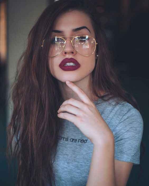 Модные очки для зрения женские 2019-2020 фото_27