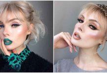 Самый красивый макияж зима 2020 фото
