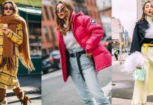 Модные женские луки осень-зима 2019-2020 фото