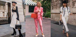Модные луки для собеседования на работу женщине фото_