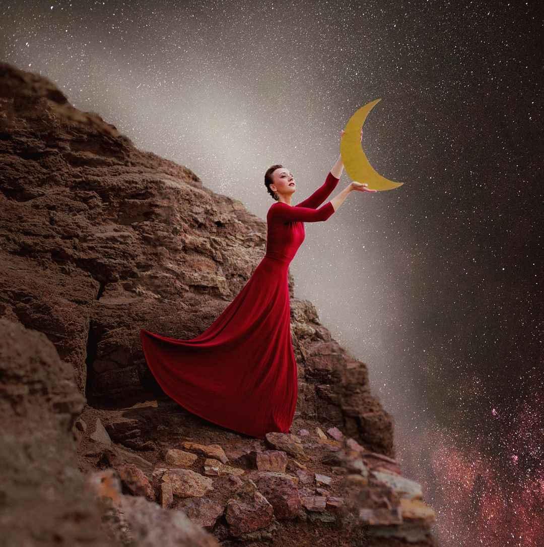 Черная Луна узнайте как на вас воздействует 30 августа