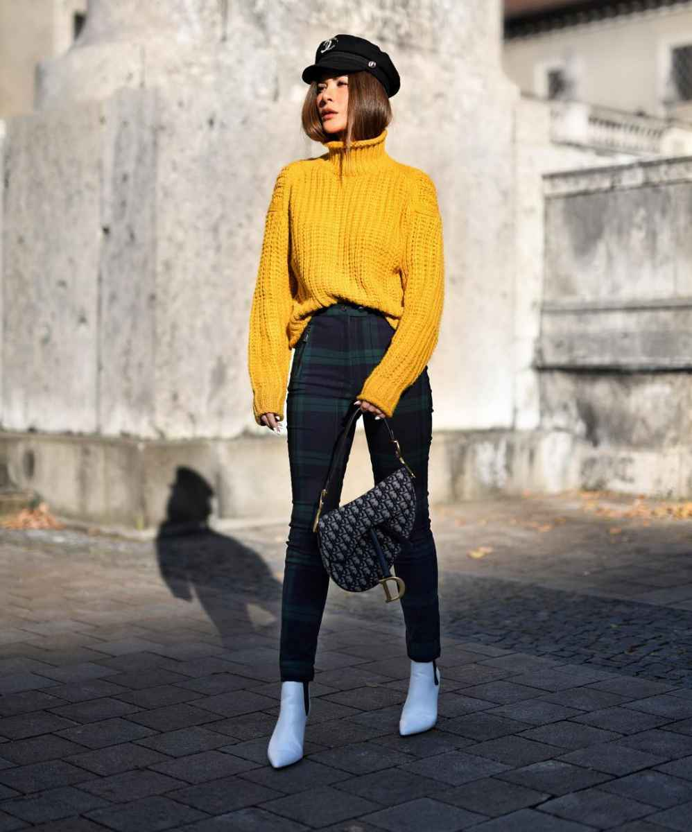 Модные луки для собеседования на работу женщине фото_103