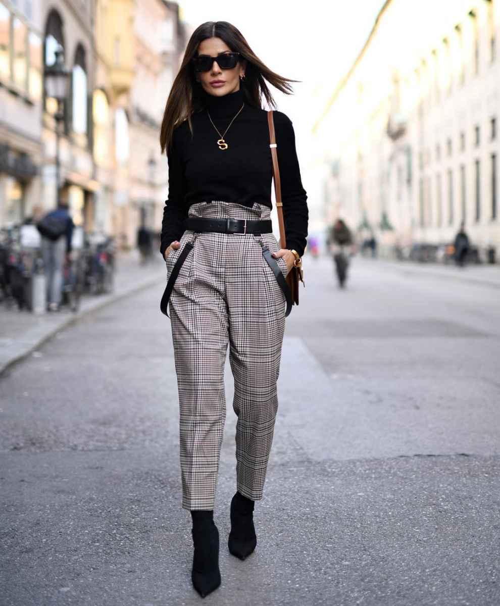Модные луки для собеседования на работу женщине фото_101