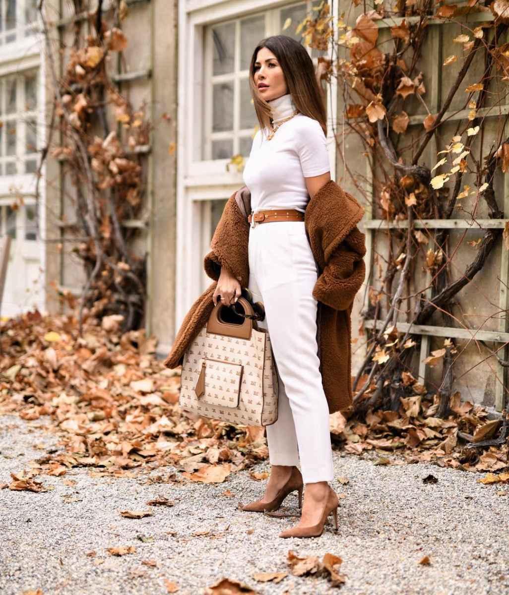 Модные луки для собеседования на работу женщине фото_100