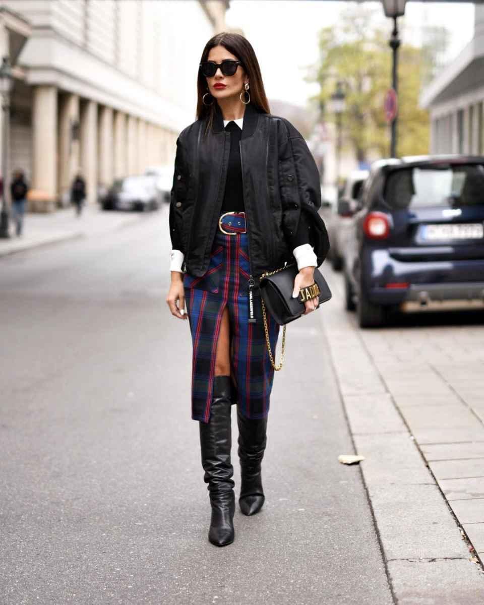 Модные луки для собеседования на работу женщине фото_57