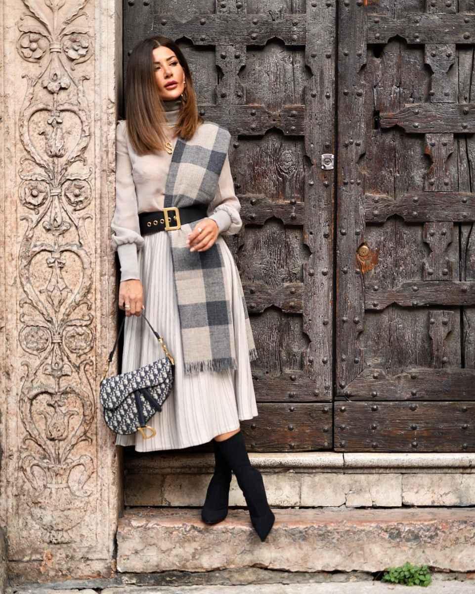 Модные луки для собеседования на работу женщине фото_50