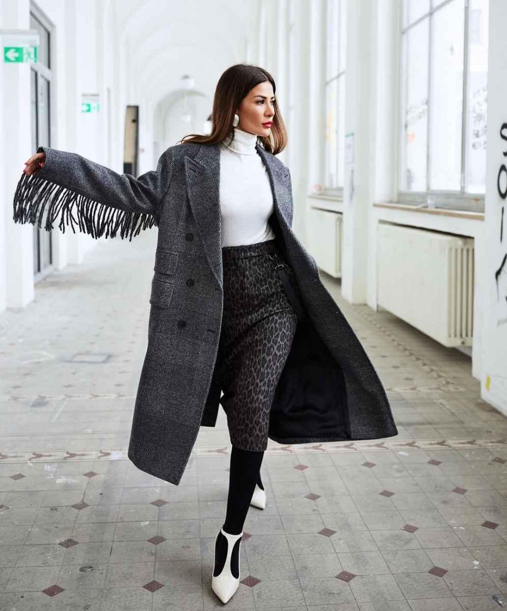 Модные луки для собеседования на работу женщине фото_47