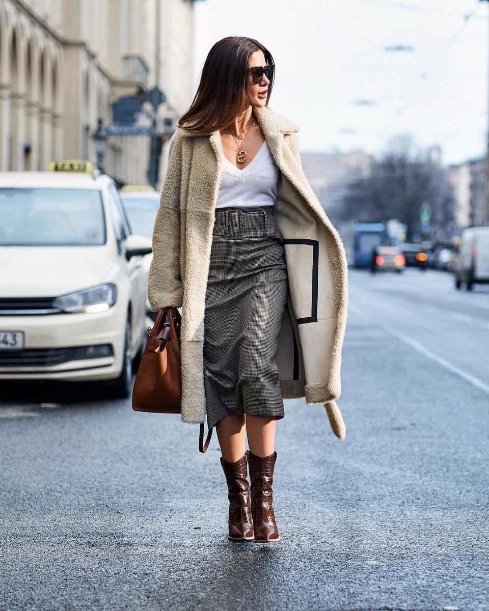Модные луки для собеседования на работу женщине фото_38