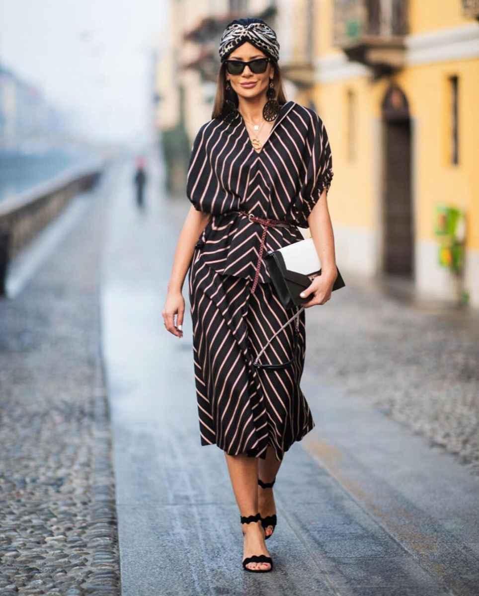 Модные луки для собеседования на работу женщине фото_31