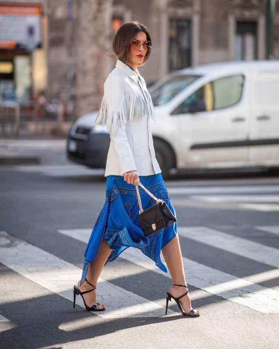 Модные луки для собеседования на работу женщине фото_29