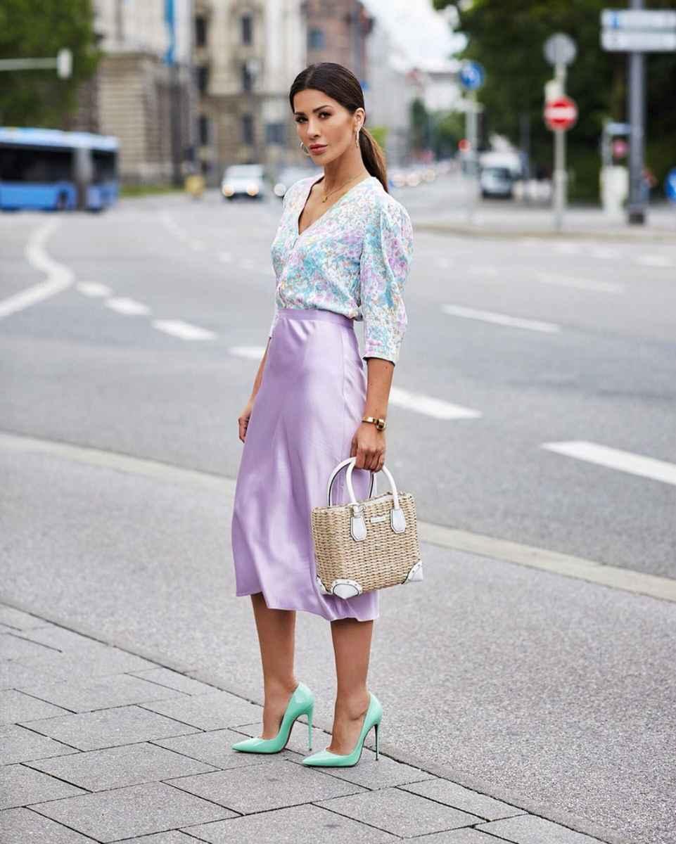 Модные луки для собеседования на работу женщине фото_17