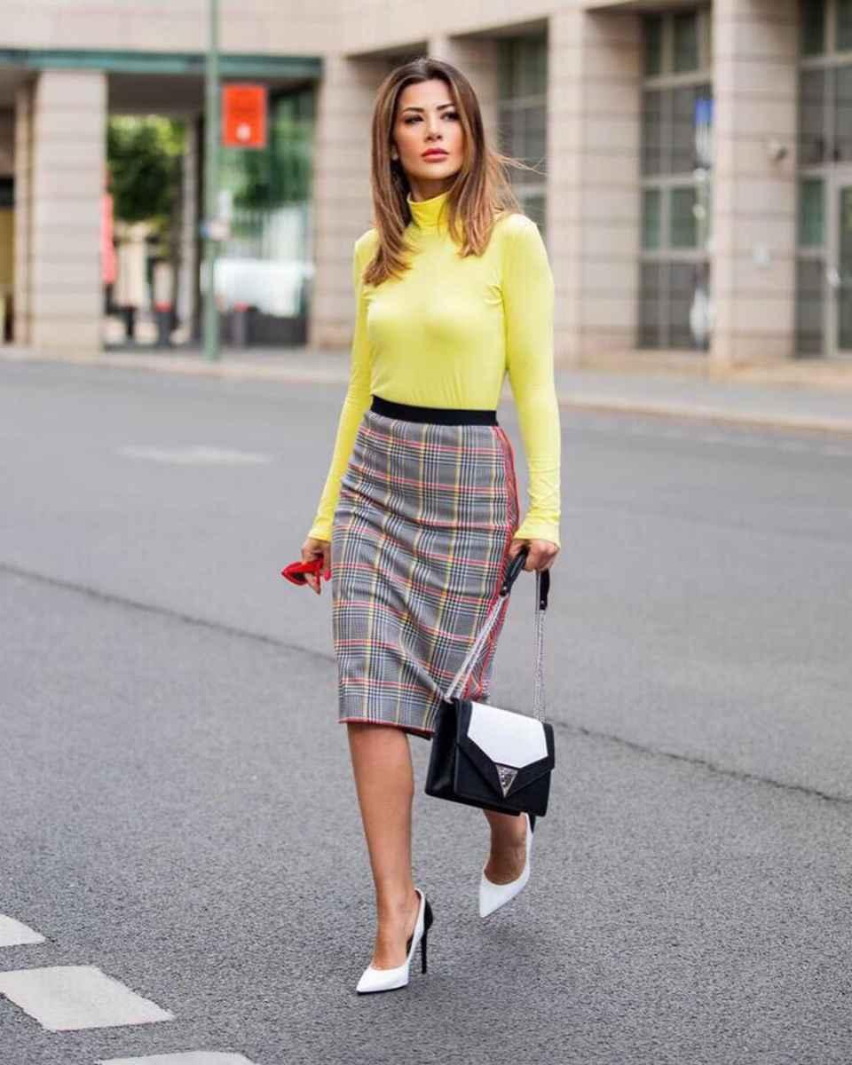 Модные луки для собеседования на работу женщине фото_11